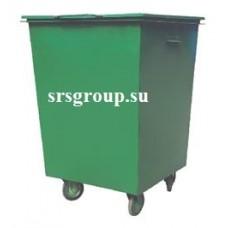 Контейнер для мусора 0,75 м3