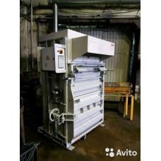 Пресс для картона пленки HSM 30т.