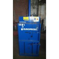 Пресс для отходов Europress EB4 б.у(Финляндия)