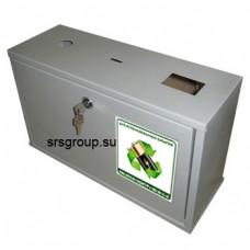 Контейнер для сбора батареек  (ящик)