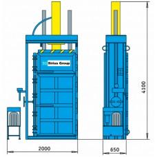 Пресс для шерсти ПГП-18Ш